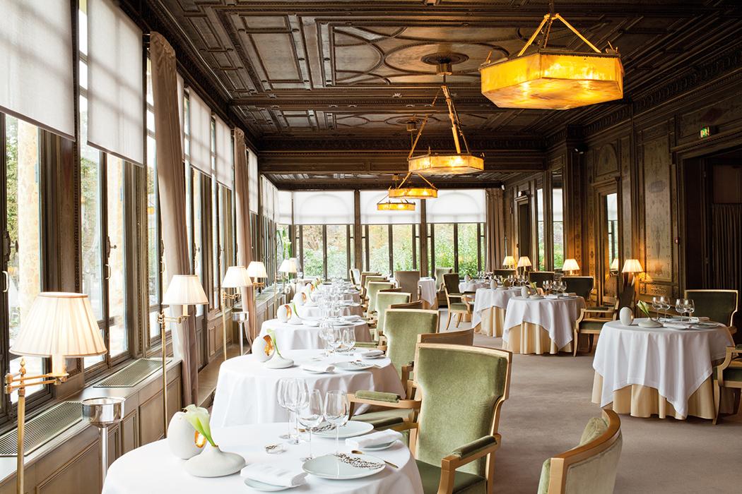 Restaurant Alleno Paris